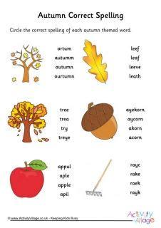 To autumn essay topics